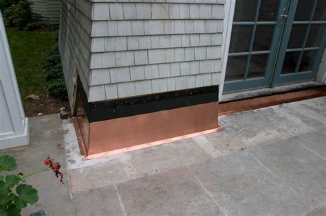 concrete patio copper repair avon ct