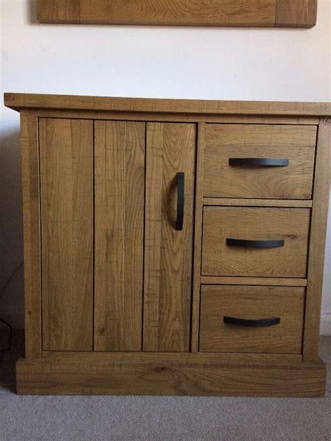 Oak Sideboard Next by Next Oakham Solid Oak Small Sideboard In Edinburgh Gumtree