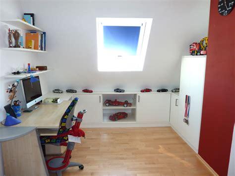 Jugendzimmer Mit Dachschrägen In Herzogenaurach