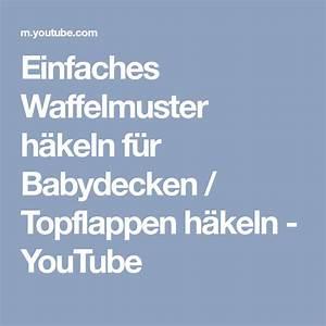 Wolle Für Topflappen : einfaches waffelmuster h keln f r babydecken topflappen ~ Watch28wear.com Haus und Dekorationen