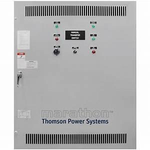 Thomson Ts 870 Se Service Entrance Manual Transfer Switch