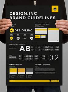 Corporate Poster Template