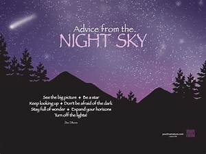 night sky quotes quotesgram. night sky beautiful ...