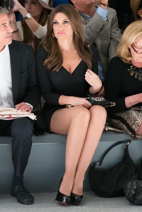 guilfoyle kimberly legs fox bikini victoria anchor newsom secret modeling vivienne tam shows dress california