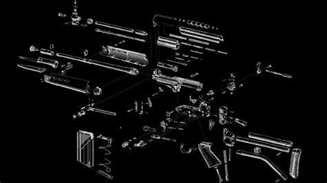 #gun, #explodedview Diagram, #fn Fal  Wallpaper No