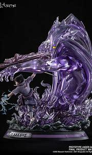 Sasuke Uchiha - Summon of Susanoo - Tsume Art - Vos ...