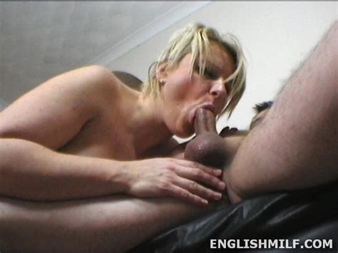 milf in stockings gives blowjob movie