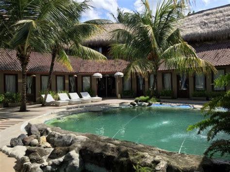 chambre bali bali wood ubud chambres donnant sur plan d 39 eau picture