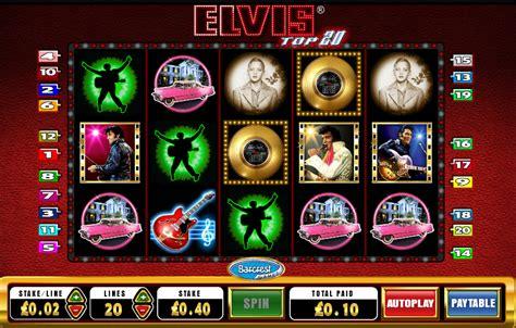 Elvis Top 20 Slots Review  Online Slots Guru