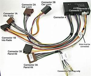 Parrot Mki9200 Fitting Instructions