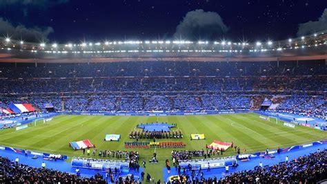euro 2016 le match d ouverture et la finale au stade de