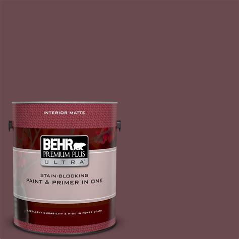 behr premium plus ultra 1 gal 130f 7 semi sweet matte