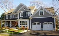 professional house painters Two Tone Exterior House Paint Color Ideas At CertaPro Painters of Westchester and South ...