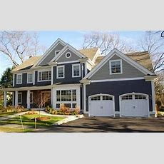 Two Tone Exterior House Paint Color Ideas At Certapro