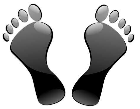 Free Pictures Of Cartoon Feet, Download Free Clip Art