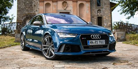 Audi Rs7 by 2016 Audi Rs7 Sportback Performance Review Photos
