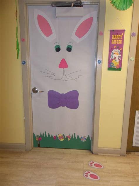 easter door decorations school door decoration for easter and 6 171 funnycrafts
