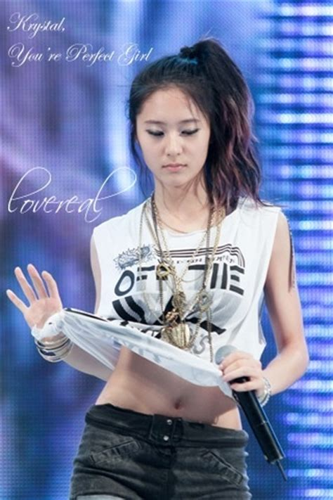 34 Best Images About F(x) Krystal's Abs On Pinterest Her