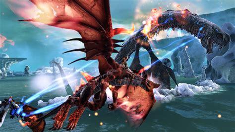 crimson dragon priced   trailer introduces