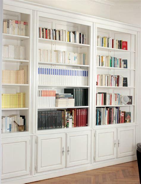 biblioth鑷ue de bureau bibliothèque sur mesure prix au printemps j optimise mes rangements astuce n 2