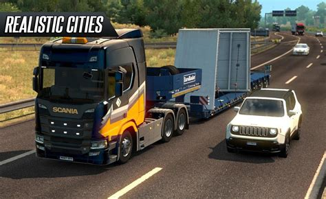 Euro Truck Driving 2018 For Android  Apk Download