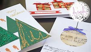 Weihnachtskarten Selber Basteln Anleitung : weihnachtskarten selber basteln purpleglory ~ Yasmunasinghe.com Haus und Dekorationen