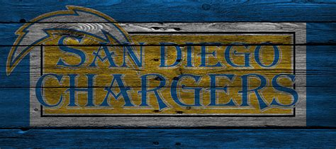 San Diego Chargers Photograph By Joe Hamilton