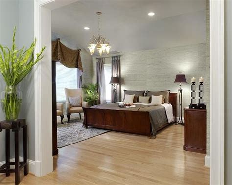 A Soothing Spalike Master Bedroom  Eclectic  Bedroom