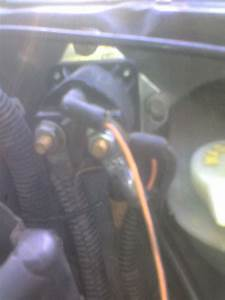 Wiring Problem With Starter Relay On 1986 Mustang 5 0