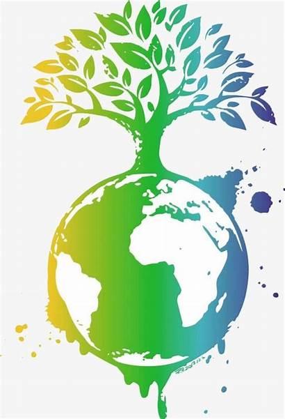 Earth Clipart Tree Creative Transparent Illustration Bahamas