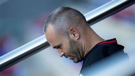Andres Iniesta Reveals That He is 'Considering Future' at ...