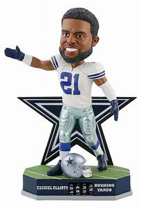 Ezekiel Elliott Dallas Cowboys 2017 NFL Rushing Yards