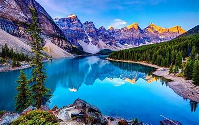 Desktop Mountains Backgrounds Mountain Landscapes Rivers Polyvore