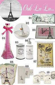 10 paris items for the bathroom girls paris themed With paris themed bathrooms