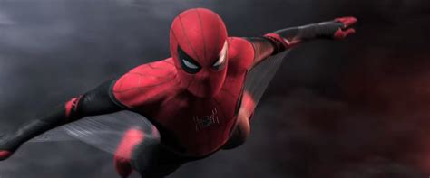spider man   home trailer introduces