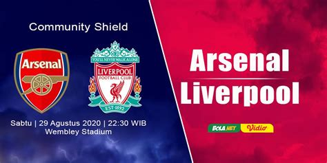 Link Nonton Live Streaming Arsenal Vs Liverpool Final FA ...