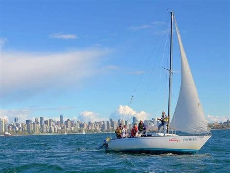 basic sailing classes vancouver bc simply sailing