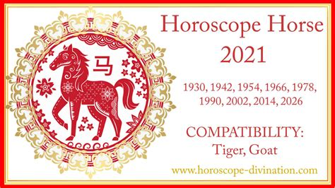 2021 chinese horoscope horse daily year ox divination metal fortune telling