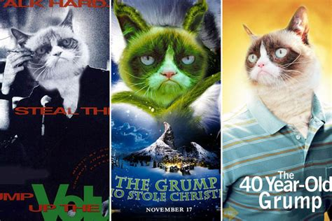 8 Movies We Hope Grumpy Cat Makes