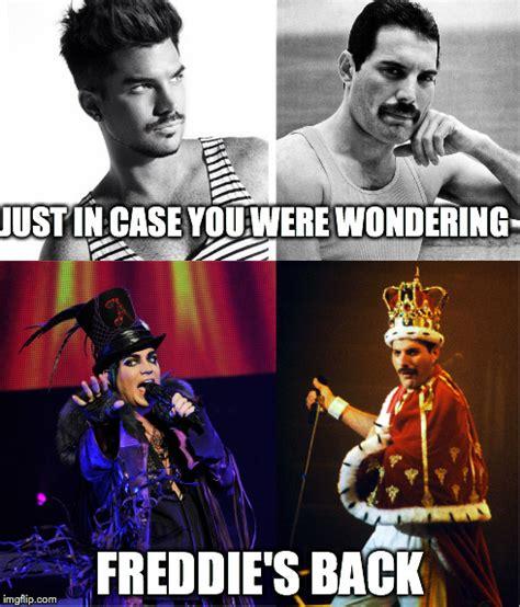 Adam Lambert Memes - long live the queen imgflip