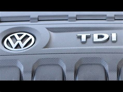 vw diesel update vw tdi diesel update vlog 54