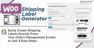 Woocommerce shipping label generator by api integrations for How to purchase a shipping label