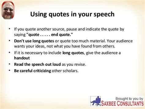 good quotes for business presentations