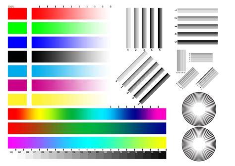 printer color test colour print test page 20 color test page for printer