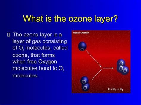 why is ozone an important form of oxygen the ozone layer