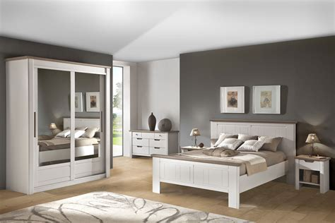 chambre blanche et taupe chambre grise et taupe kirafes