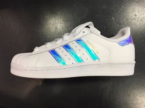 Adidas Holographic Glitter Adidas Shoes