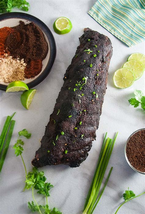 Combine all ingredients in a large bowl and mix well. Coffee Rubbed Ribs - Seasoned Sprinkles Seasoned Sprinkles