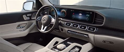 Mercedes Gls Class 2019 by Mercedes Gls 2019 Interior Design