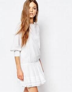 pour choisir une robe robe longue dentelle vanessa bruno With robe blanche vanessa bruno